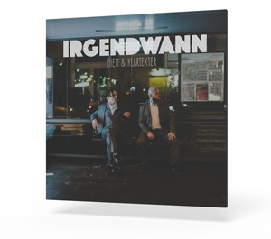 Diem & Klartexter - Irgendwann Single (Cover Artwork)
